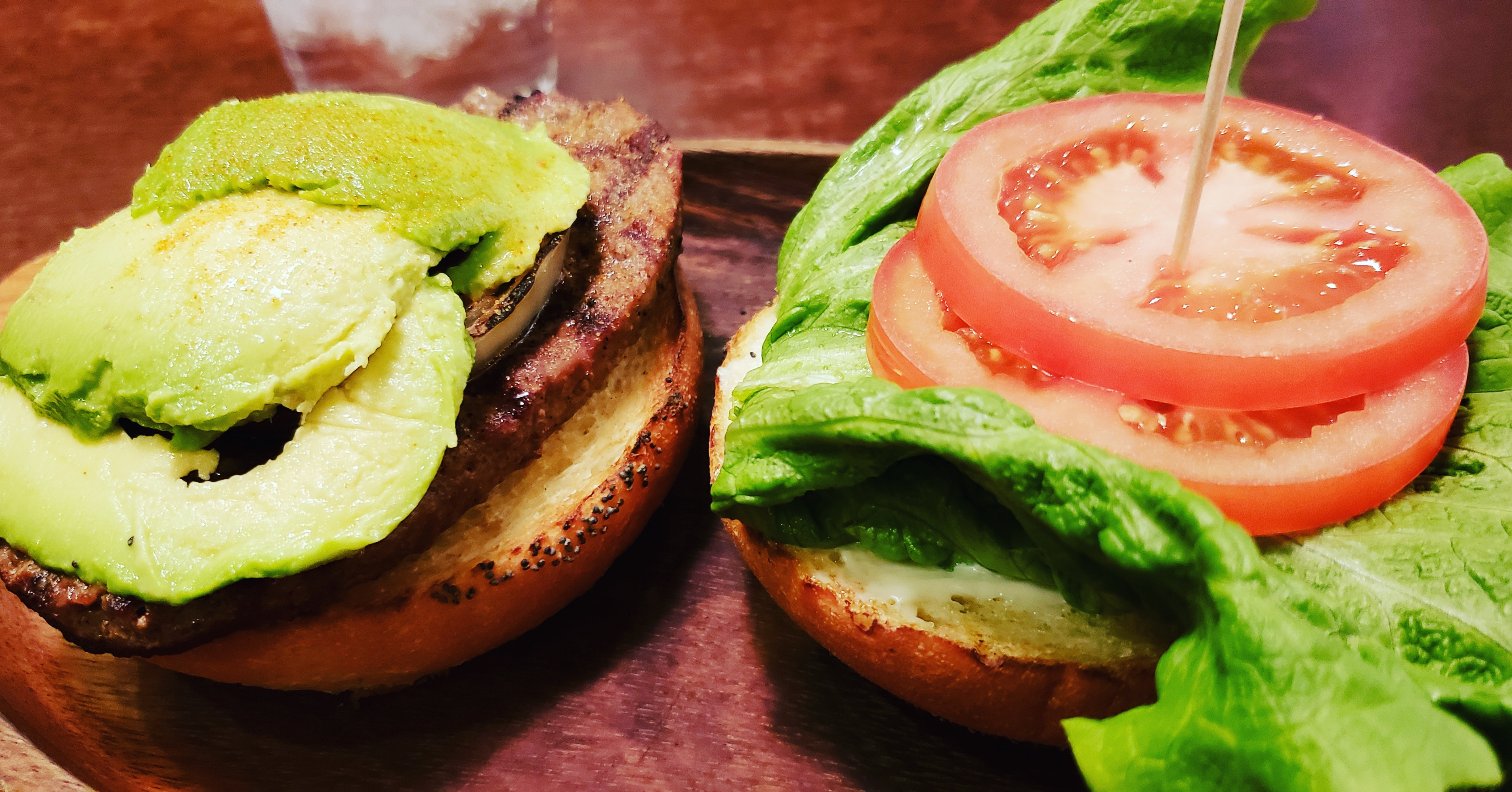 ダイエットとハンバーガー